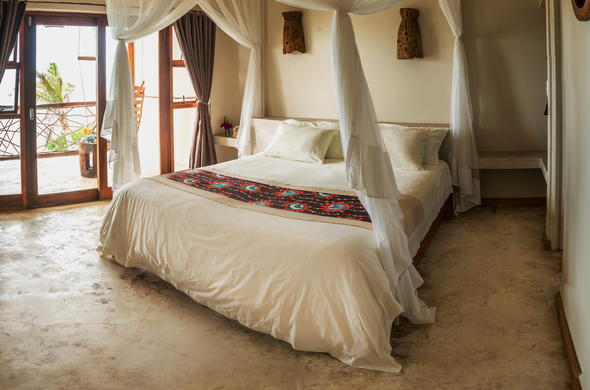 Casa Babi offers comfortable accommodation.