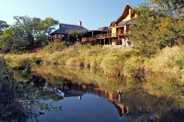 Lukimbi Safari Lodge in the Kruger National Park.