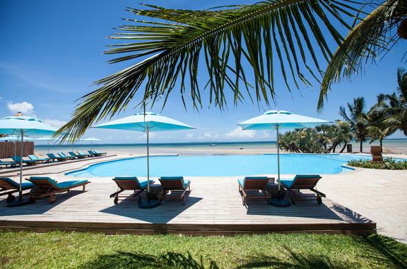 Vilanculos Beach Lodge Is A Exclusive Private